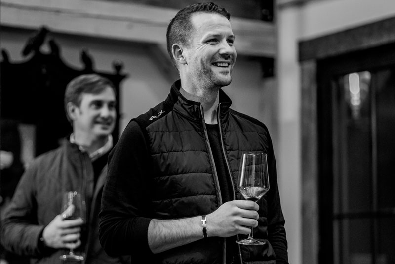 Cam Ward, Founder - Vineyard 36