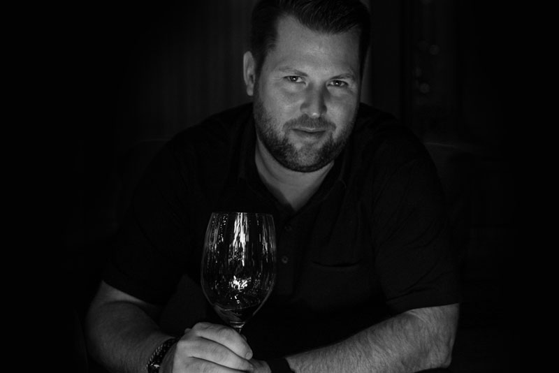 Jason Earnest, Founder - Vineyard 36
