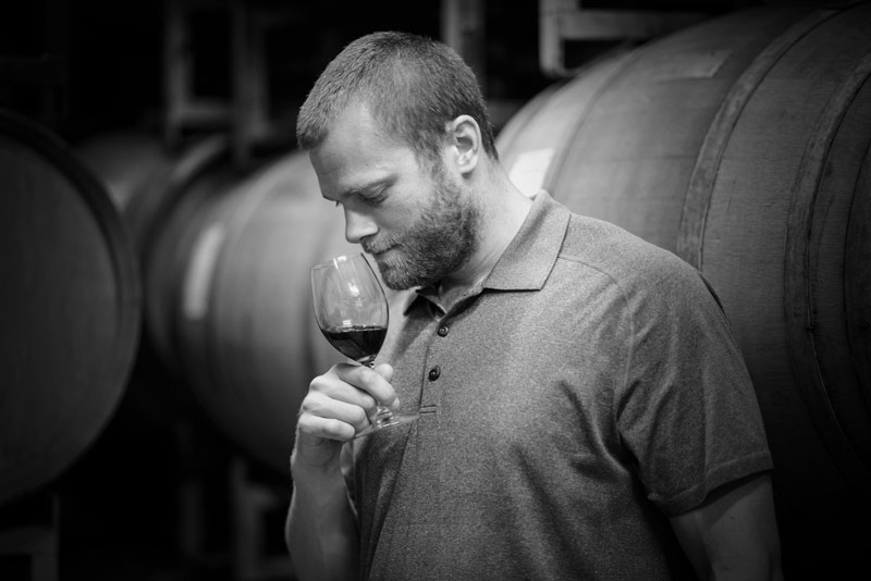 Tim Gleason, Founder - Vineyard 36